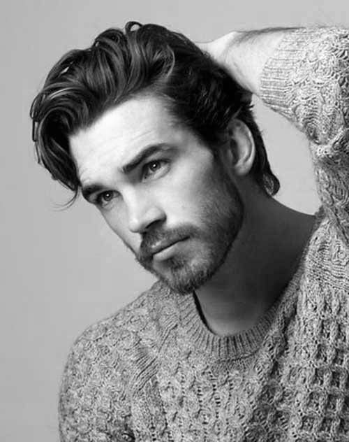 50 Long Curly Hairstyles For Men - Manly Tangled Up Cuts | Handsome ...