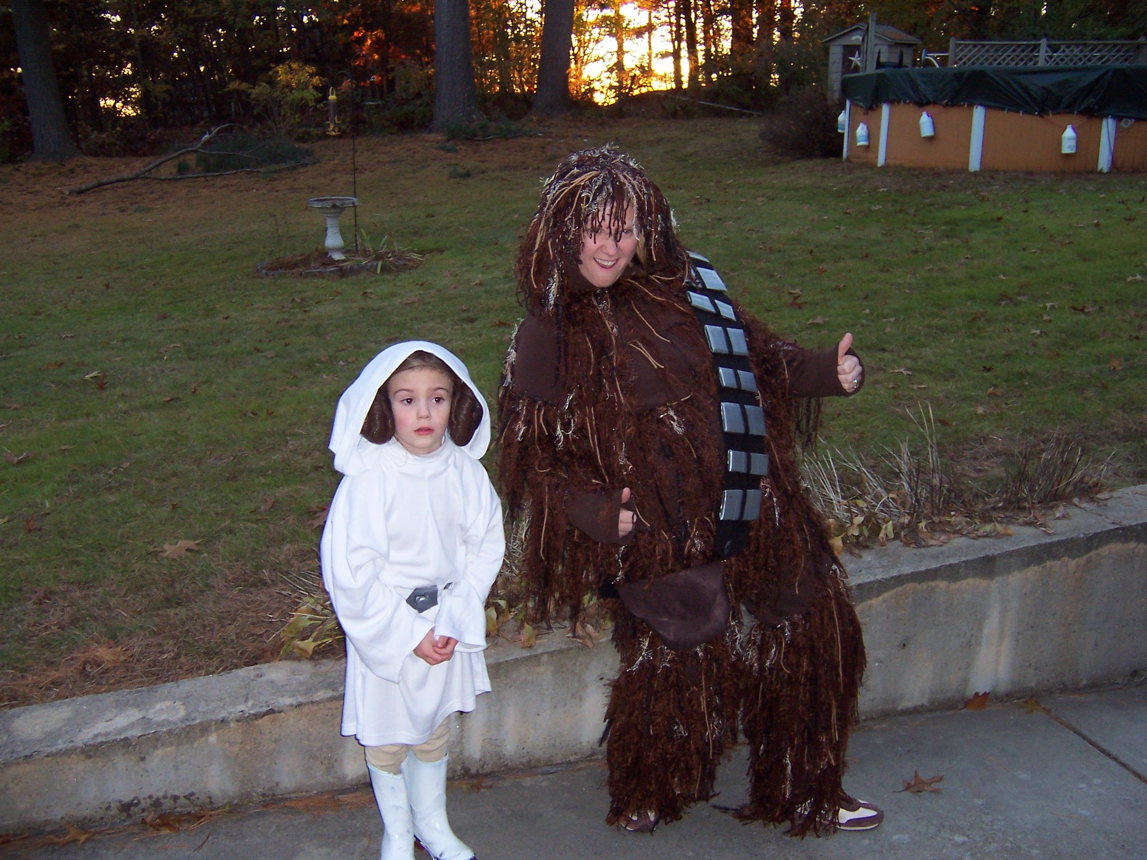 my mom the dirty chewbacca | costumed humans | Pinterest ...