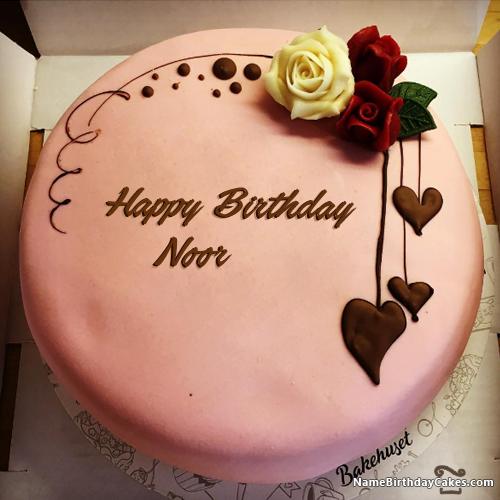 Happy Birthday Noor Video And Images Happy birthday
