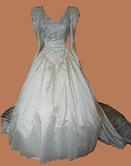 Resultado de imagen de period wedding dress