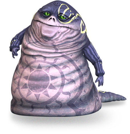 Hsssss Jar Jar Binks Doesn T Have A Monopoly On Annoying Star Wars Fans Ziro The Hutt Star Wars Species Star Wars Characters Pictures Star Wars Characters