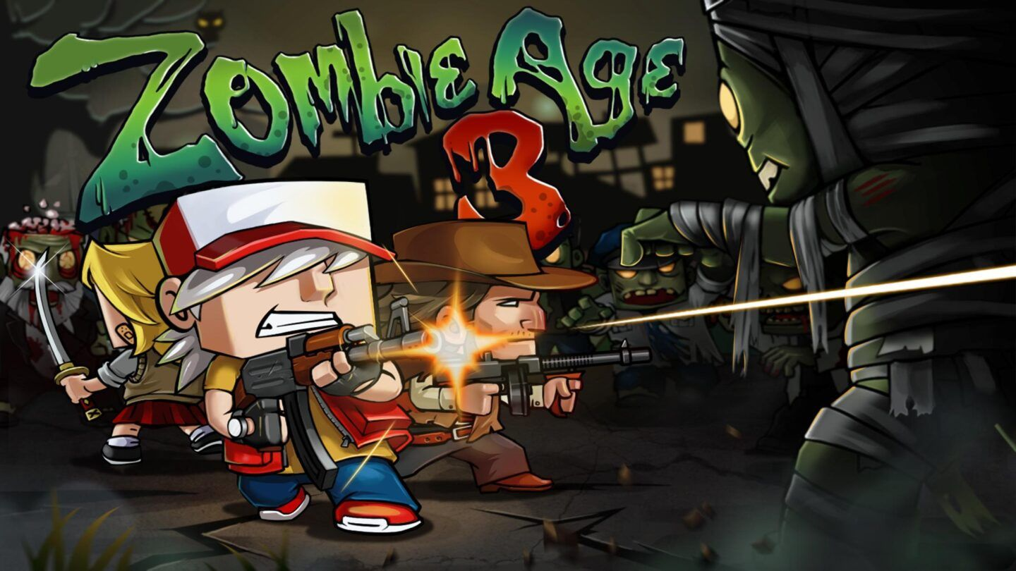 Zombie Age 3 in 2020 Zombie age, Android game apps, Best