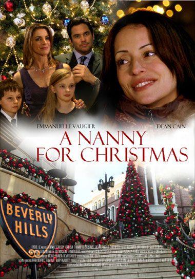 A Nanny for Christmas Hallmark Movies Christmas Movies, Hallmark
