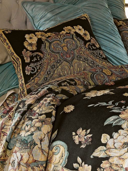 Ariya Tapestry Coverlet   Tapestry Bedspread, Coverlets, Bedding, Home  Drcor | Soft Surroundings