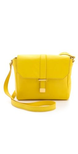 Marc by Marc Jacobs Natural Selection Mini Messenger Bag | SHOPBOP really love this one
