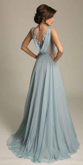 gebraucht brautkleid hochzeitskleid blau weiß 40 in 13583