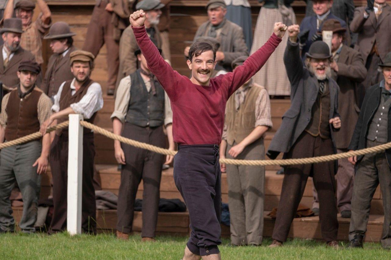 Julian Fellowes' football drama The English Game trailer