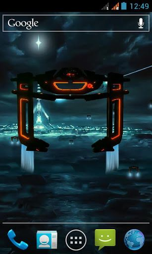 TRON Legacy Live Wallpaper Download