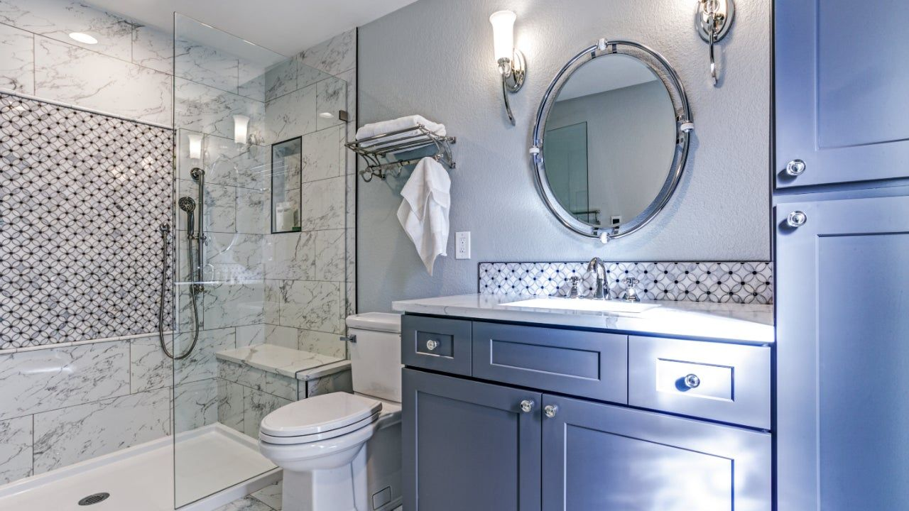 How Much Does A Bathroom Remodel Cost In 2020 Bathroom Design