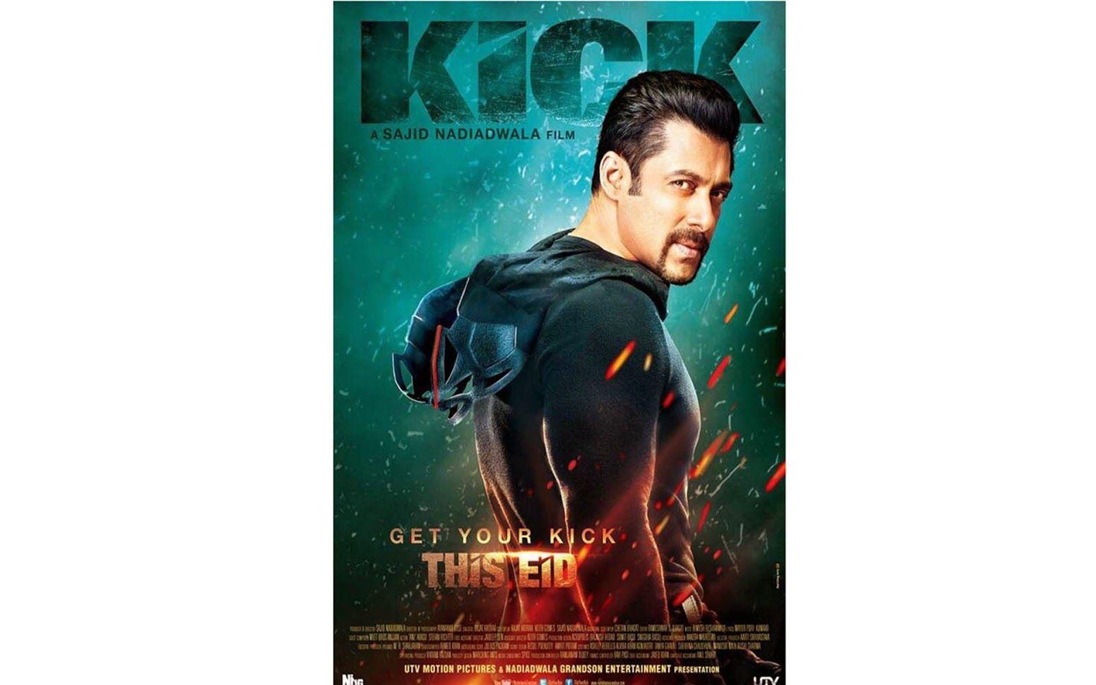 Bollywood Hero Salman Khan Recent Movie Kick Is Running Towards Blo