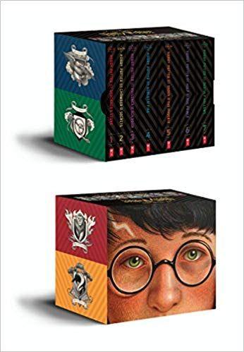 Harry potter books 1 7 epub