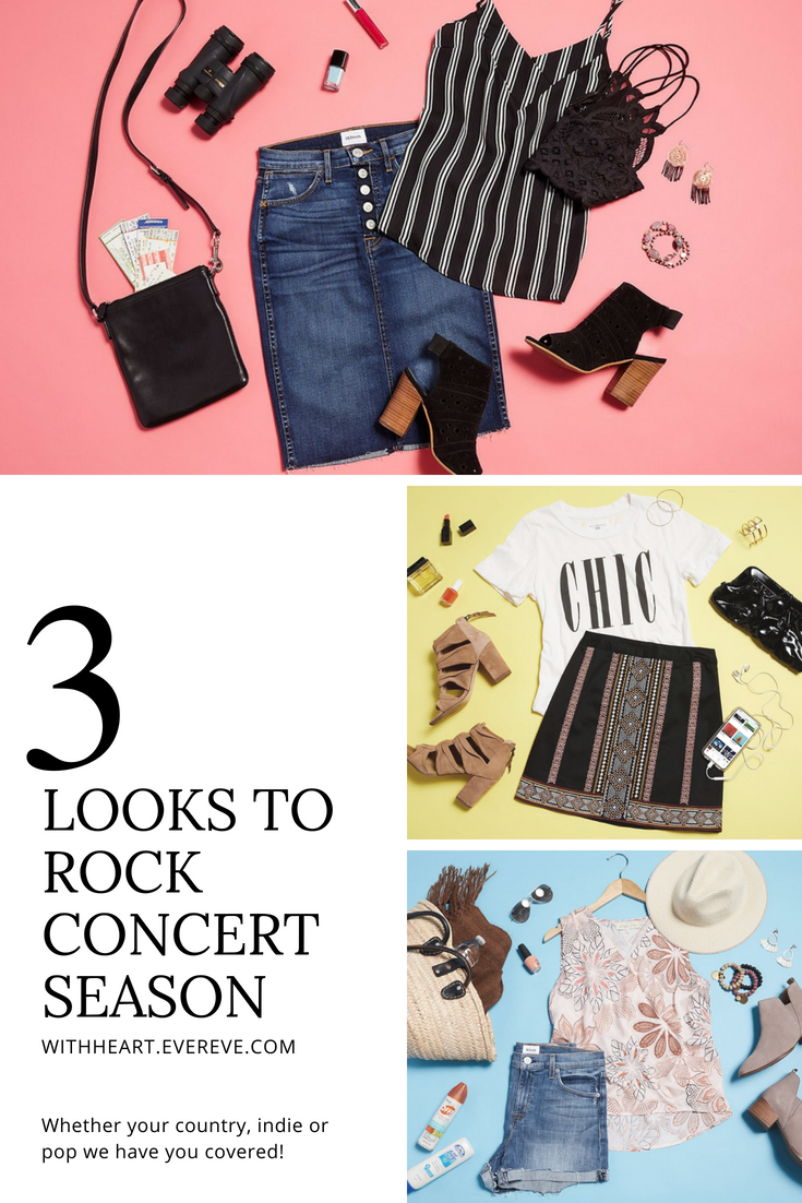 d225c971241 Whether your wondering what to wear to an indoor concert or a jam packed  arena concert or your going to hear the latest country music sensation or  your ...