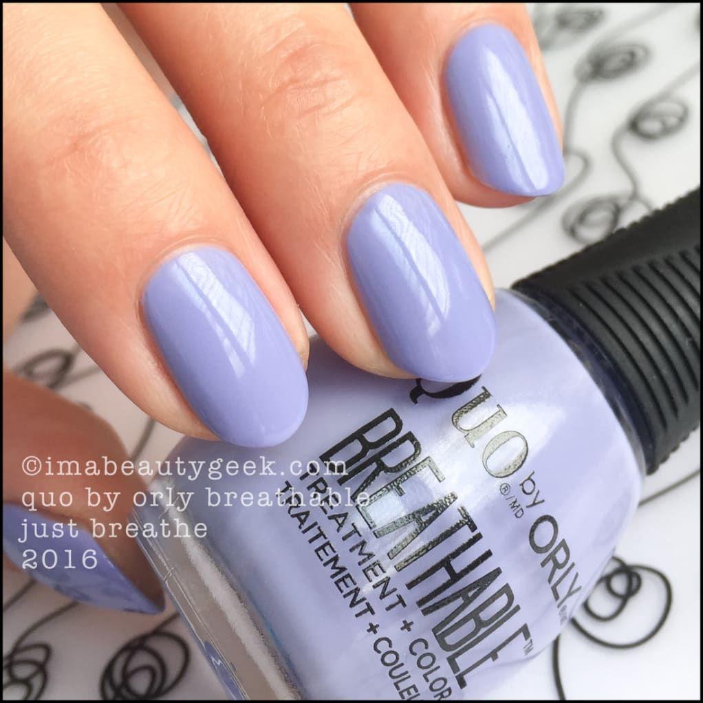 Quo By Orly Breathable Nail Polish Nail Polish Nails Orly Nail Polish Colors