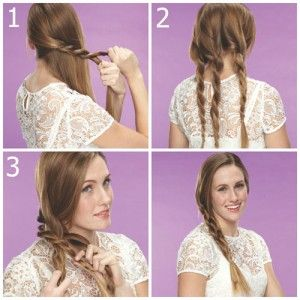 4 chic braided hairstyles