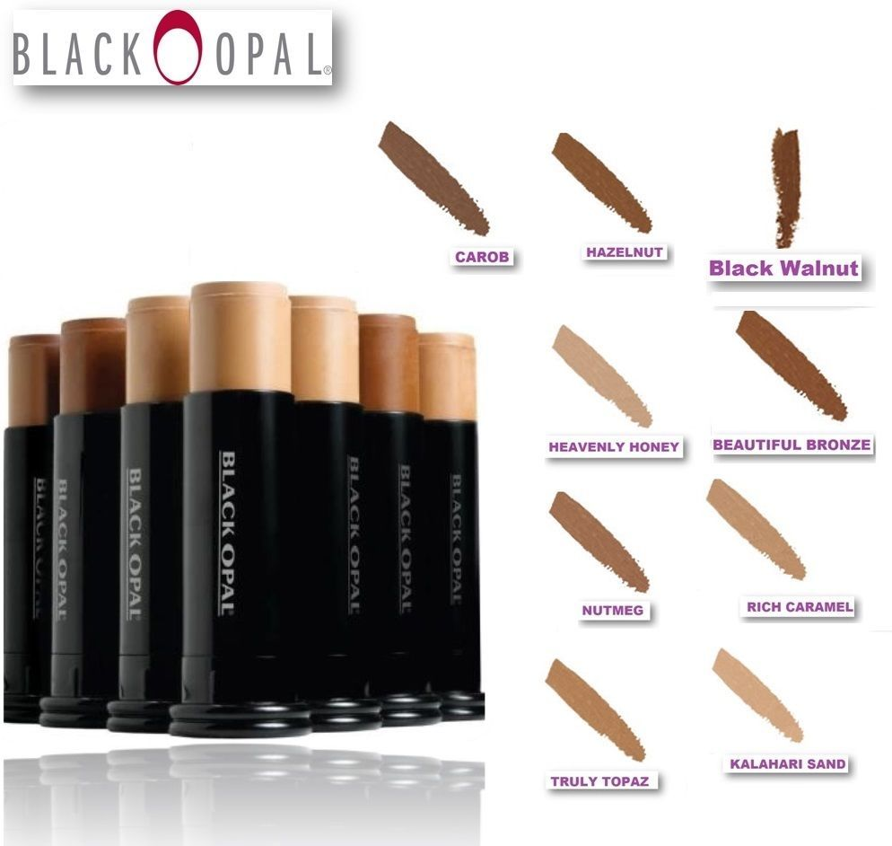 Black Opal Foundation Stick Shades