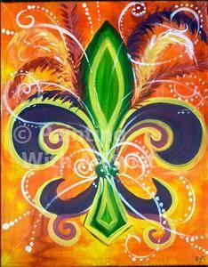 Celebration Lafayette La Painting With A Twist I Like The
