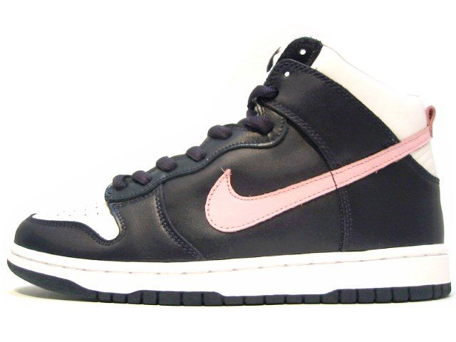 low cost 710a8 44a88 NIKE DUNK HIGH PRO SB dark obsidianshy pink