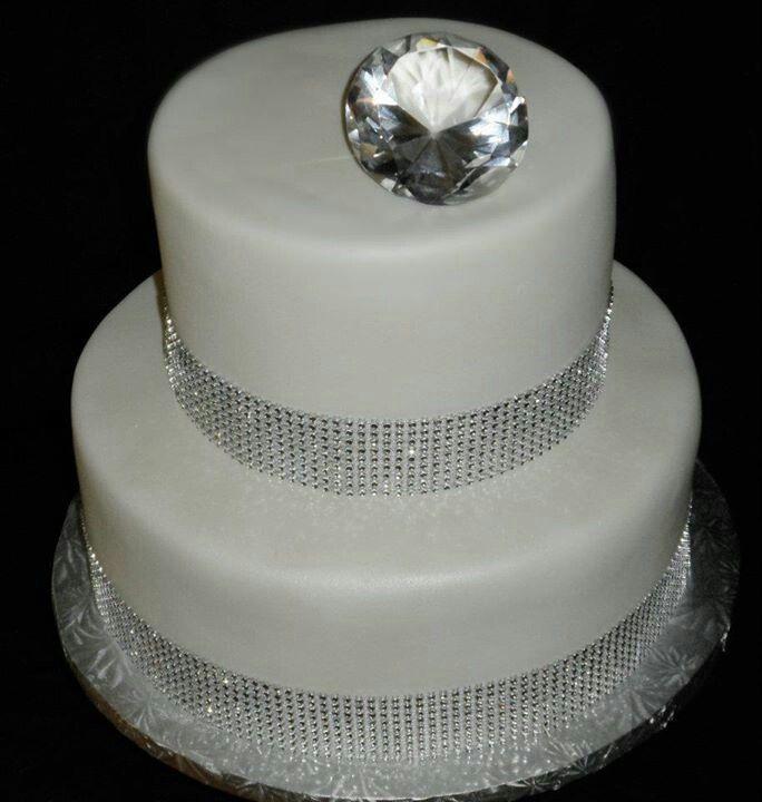 Bling Wedding Cakes, Bling Wedding