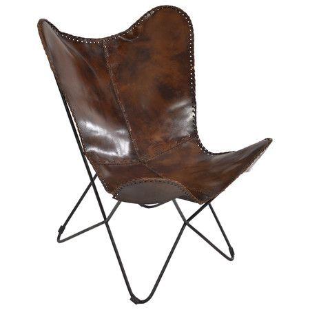 Zyon Leather Chair