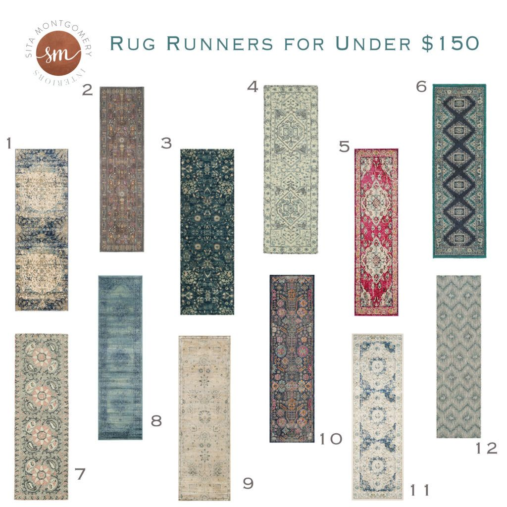 A Pretty Rug Runner Can Help Dress Up A Kitchen Or Hallway