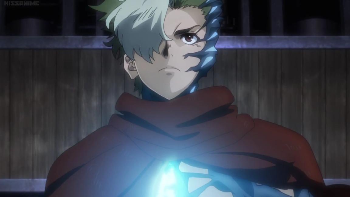 Kabaneri Of The Iron Fortress Iron Fortress Ikoma Anime