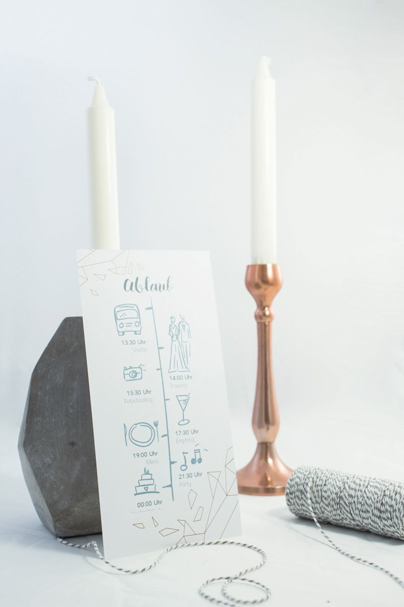 industrial copper wedding, copperwedding, wedding, stationery, Einladungsentwurf