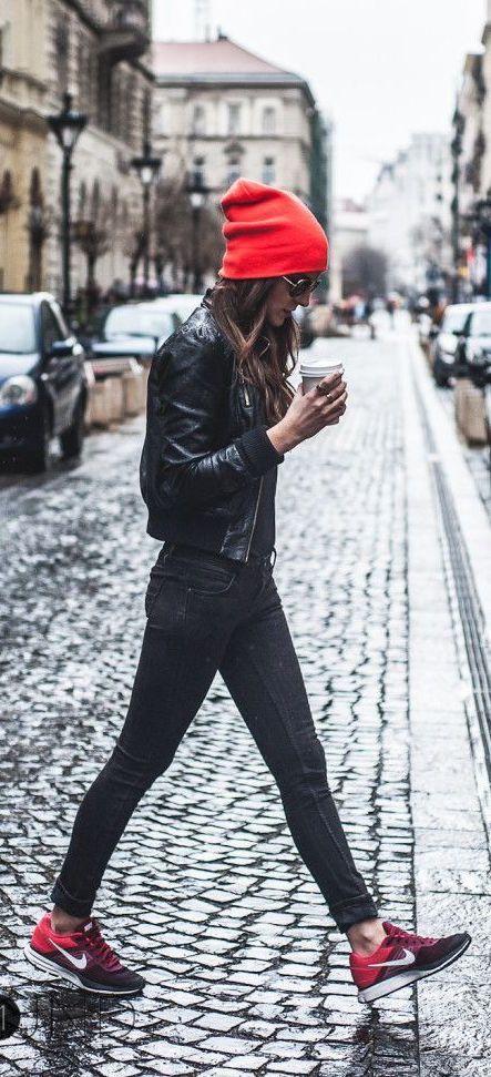 nike negras de vestir