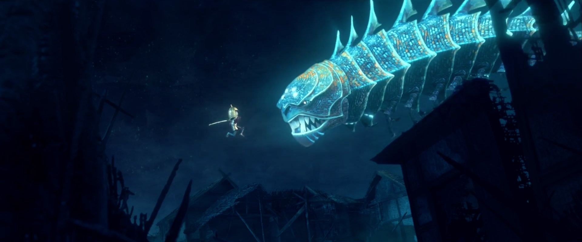 Kubo And The Two Strings Official Trailer 2 Animation