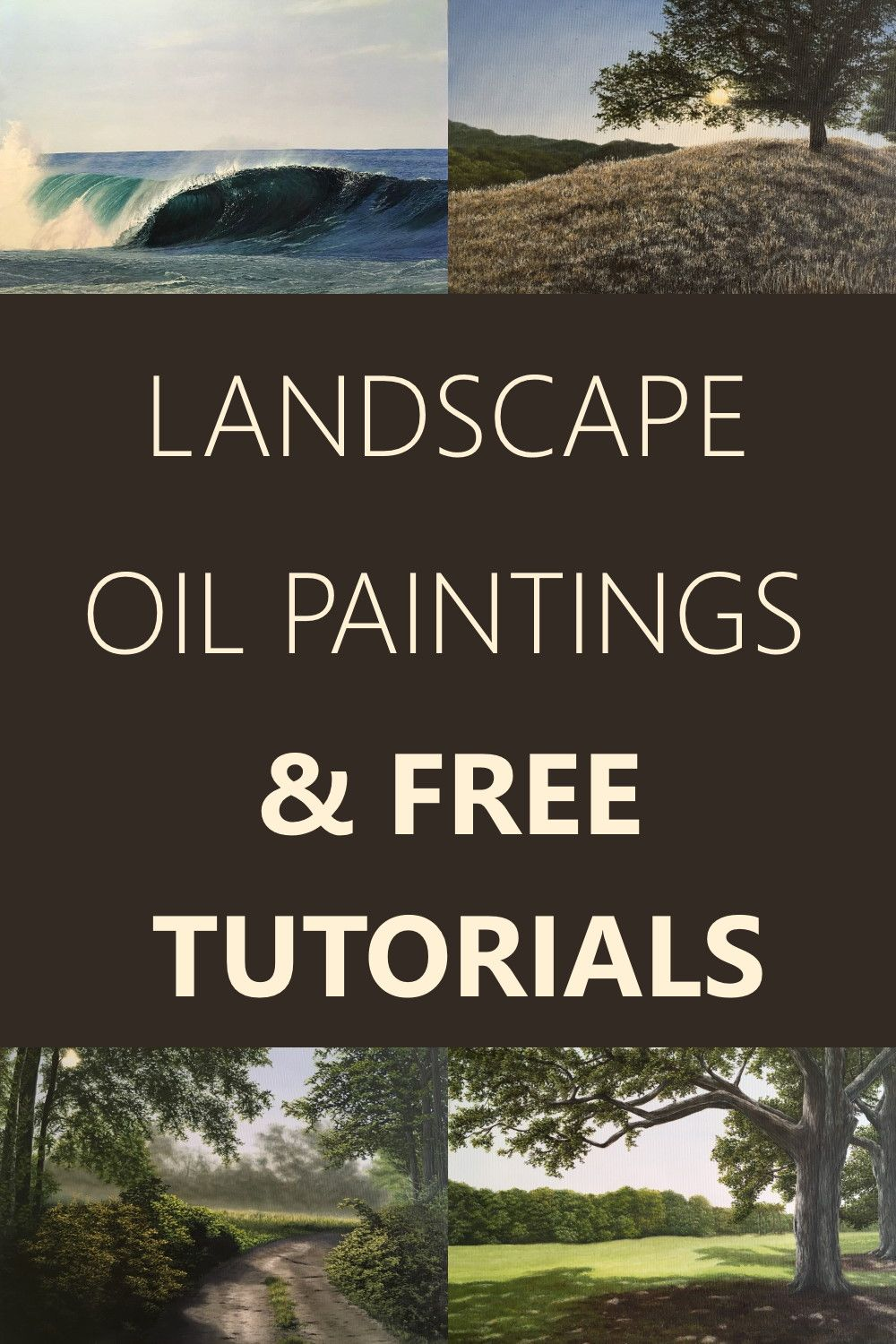 Beautiful fine art gallery for oil painting with many tutorials, step-by-step guides, tips and featured artists. Learn to draw and paint online for free. #oilpainting #landscapepainting #paintingtutorials #fineart #beautifulpaintings