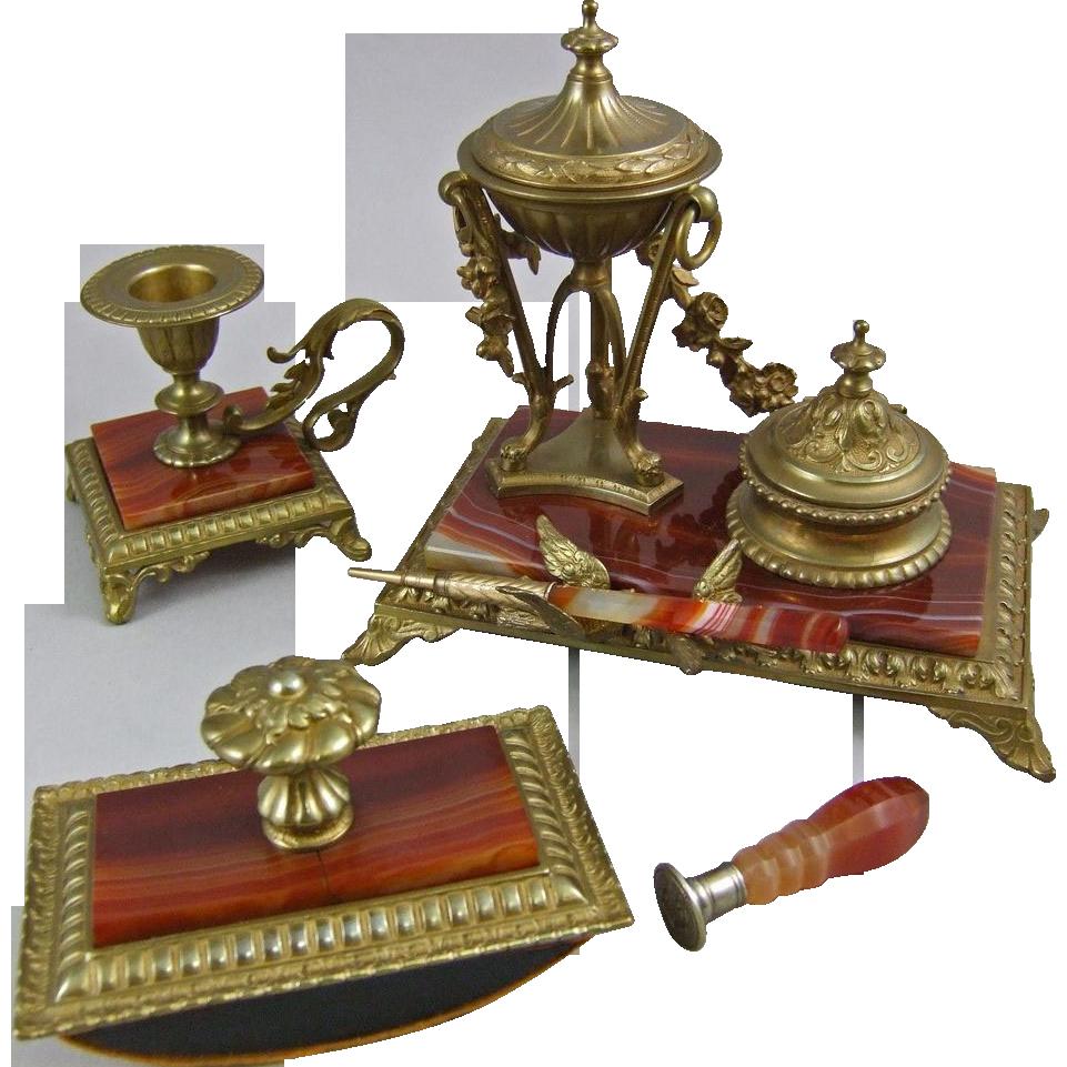 Antique Desk Accessories - Antique Desk Accessories Antique Furniture