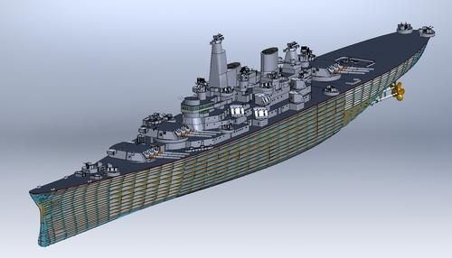 3D CAD style and CGI technology