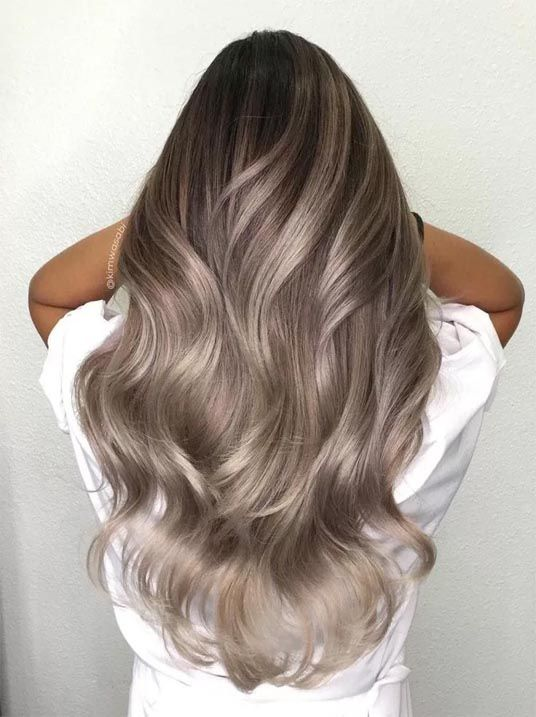 50 Best Hair Colors Top Hair Color Trends Ideas For 2020 In 2020 With Images Ash Brown Hair Color Light Brown Hair Cool Hair Color