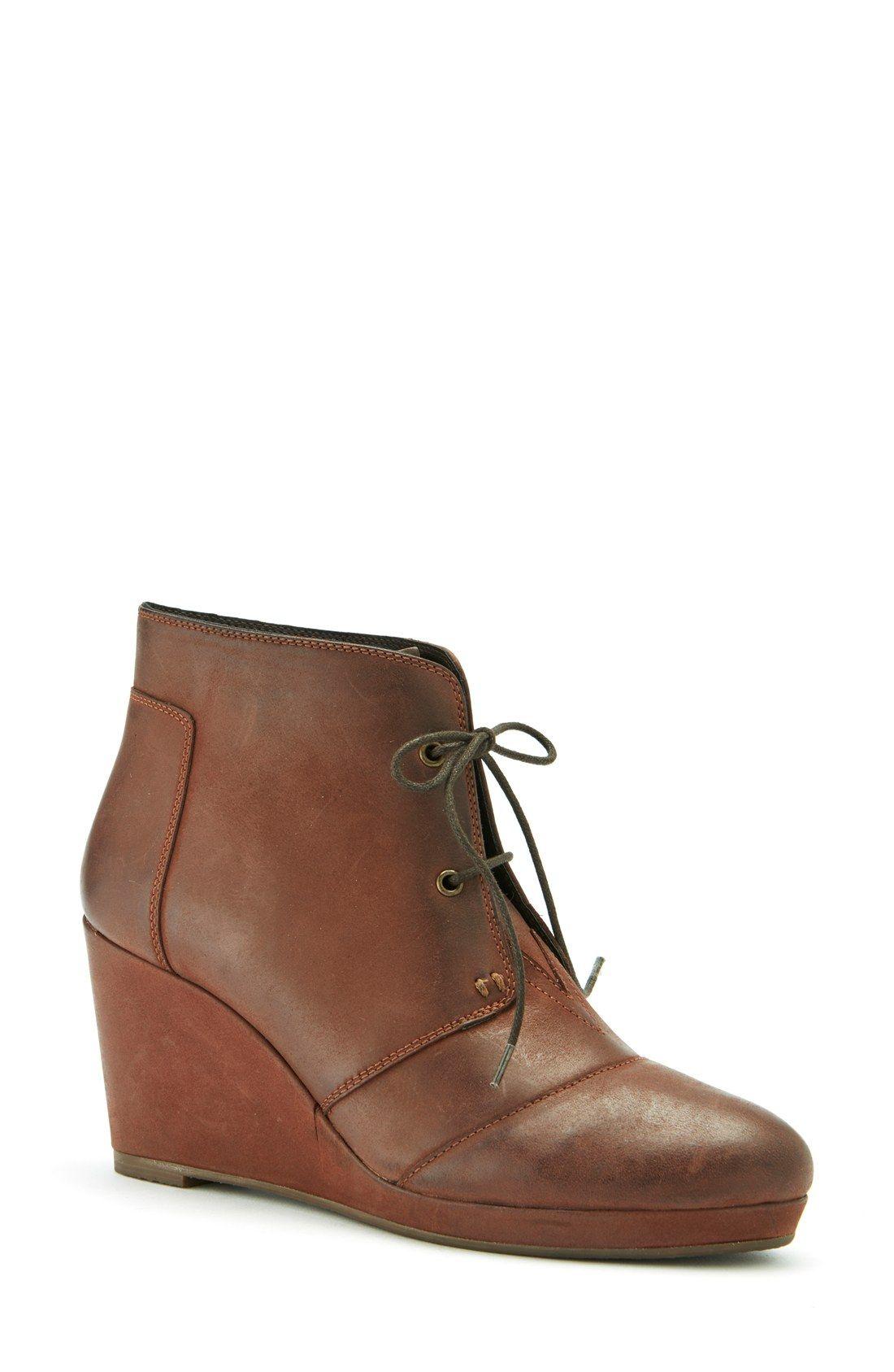 Brown Blondo Ladies Boot Femini New