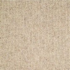 Blenheim 269 Linen Plain 100 Wool Cream Loop Pile Carpet Linen Carpet Berber