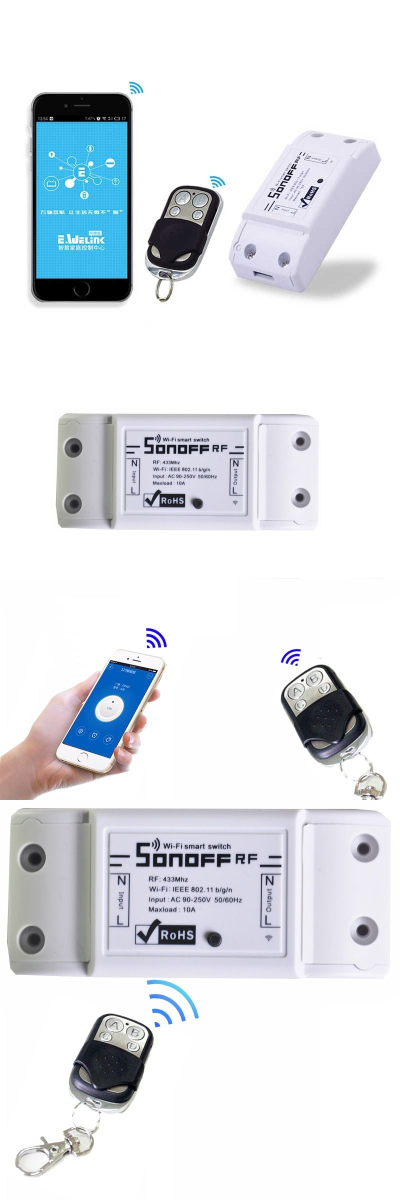 dp control electrical range remote off heavy on interference kit outlet rf wireless no light switch duty amp dewenwils