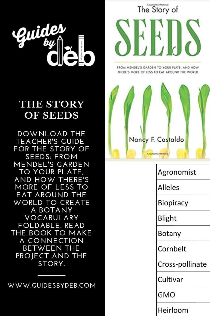 and How Theres More of Less to Eat Around the World The Story of Seeds From Mendels Garden to Your Plate