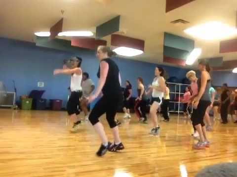 Aerobics Choreography Ideas with Stuart Harrop! - YouTube