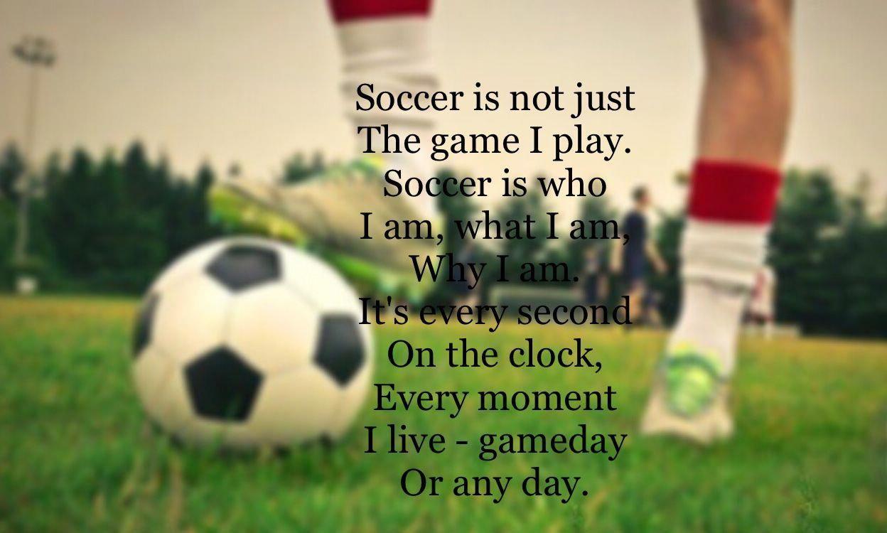 Yessssss soccerexercises Soccer quotes girls, Soccer
