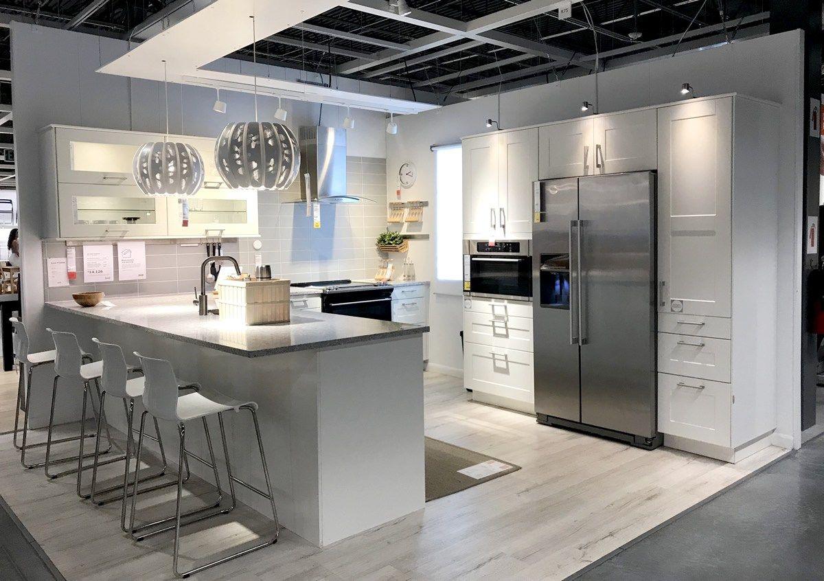 Beautiful Ikea Kitchen Ideas Small Kitchen Ikea kitchen