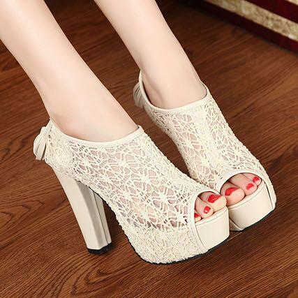 Find More Women&39s Sandals Information about 2015 Chunky Heels