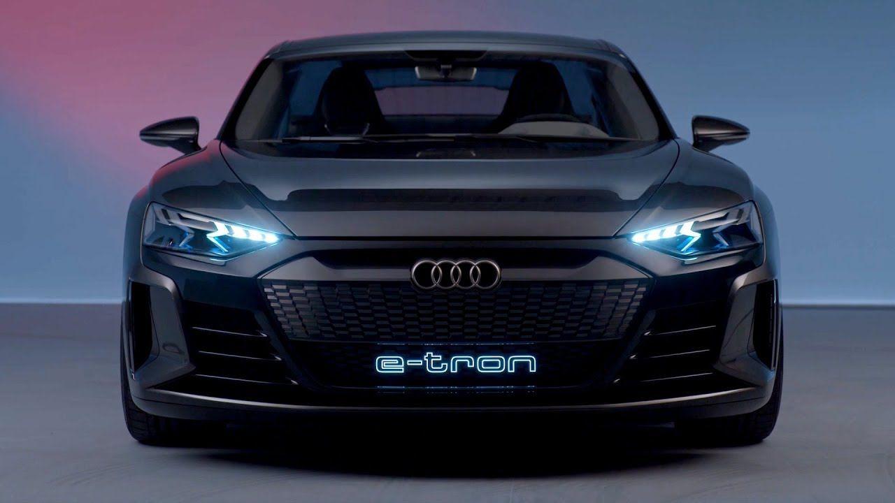 Audi E Tron Gt Concept Exterior Interior Audi E Tron Audi E Tron