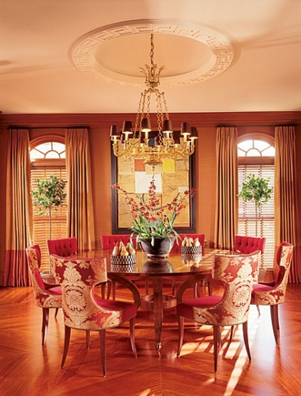 Fine 50 Romantic Dining Room Decorating Ideas For Valentines Day
