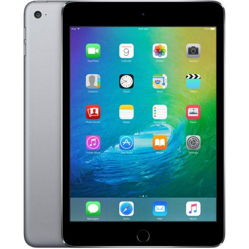 Apple Ipad Mini 4 Wi Fi Cellular 128gb Space Gray Mk8d2ll A Apple Ipad Mini Refurbished Ipad Ipad Mini