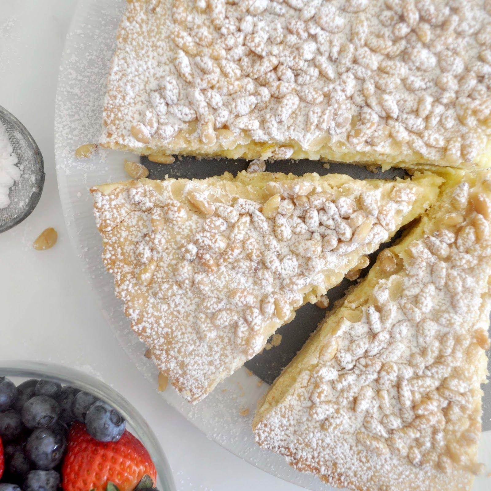 Photo of Traditional Italian Torta della Nonna (Grandma's Cake)