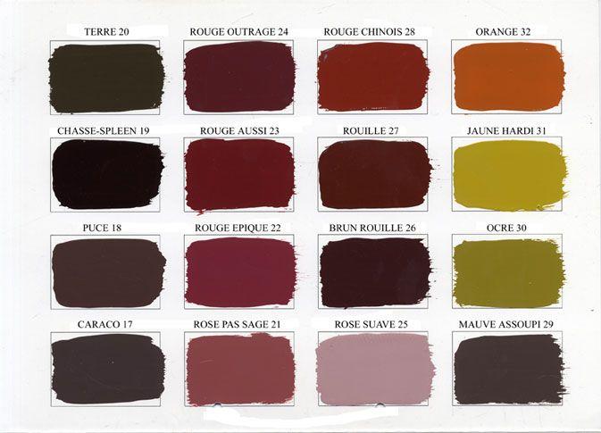 Emery & Cie - Peintures - Peinture Laquee - Couleurs - Brillantes