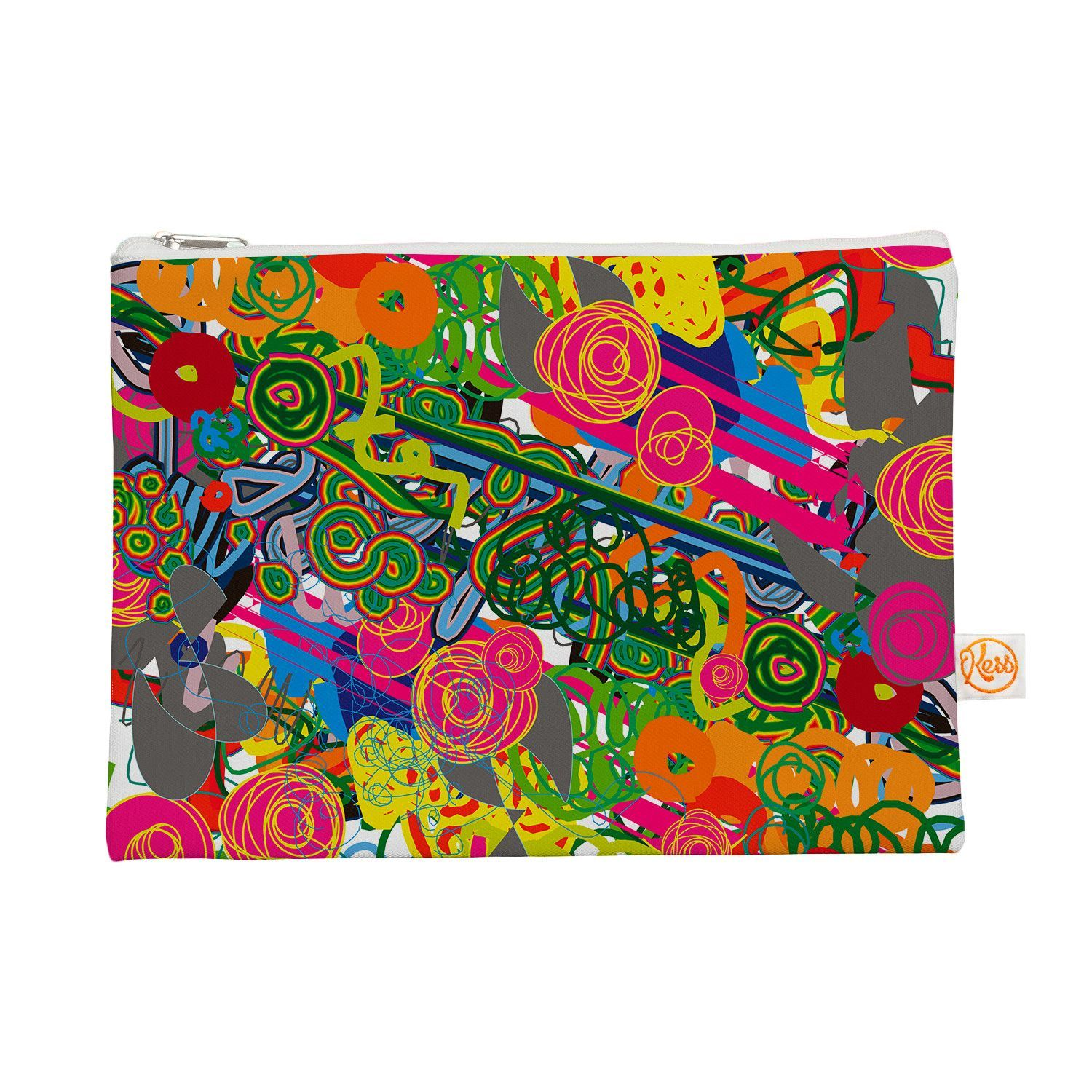"Frederic Levy-Hadida ""Psychedelic Garden"" Everything Bag"