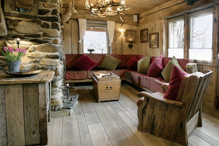 *THE ESSENCE OF THE GOOD LIFE™*: FAIRYTALE LODGE IN THE FOREST FOR SNOW WHITE AND THE SEVEN DWARFS