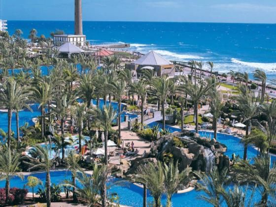 Hotel Lopesan Costa Meloneras Resort Spa Casino Boeken Spanje