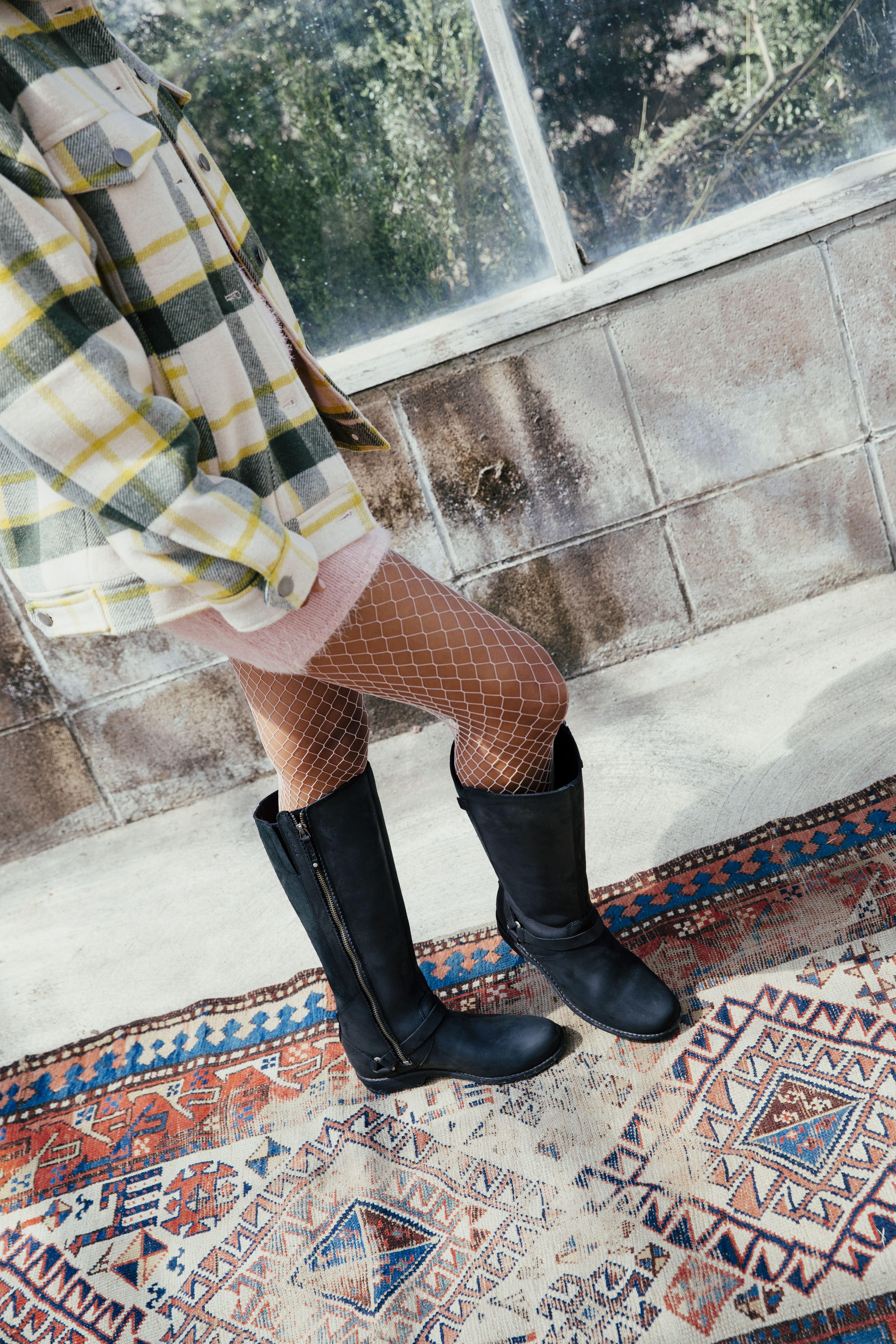 Teva Women's W DE LA Vina Dos Tall Boot,