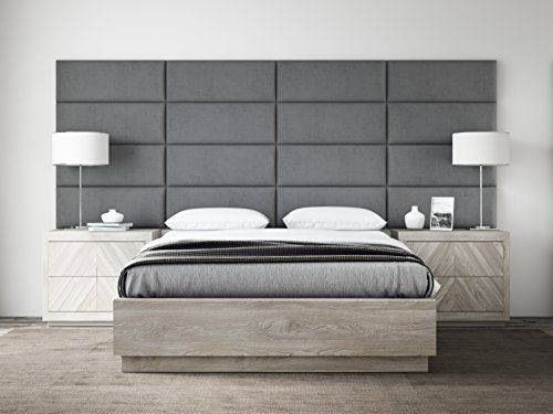 VANT Upholstered Headboards - Accent Wall Panels By- Pack